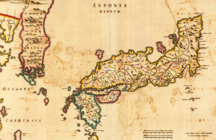 Sakoku, l'arcipelago chiuso (parte 1)