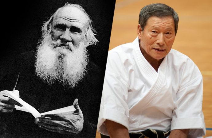 Nel racconto di L. Tolstoj i 10 principi del M° Hiroshi Shirai