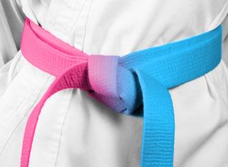 """Un piccolo test per capire se il Karate è più """"rosa"""" o più """"azzurro""""… o se è """"bianco"""" e con kime!"""