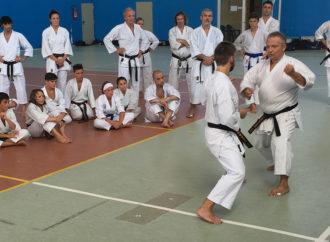 Studio dei fondamenti – Shotokan e Goshindo con il Maestro Ukmar