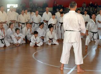Una lezione speciale con il Maestro Hiroshi Shirai
