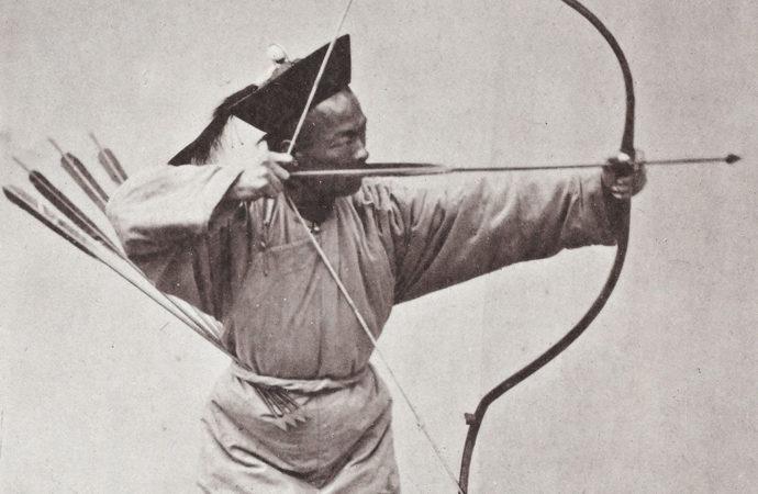 Il giovane arciere