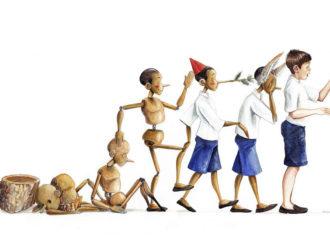 Quando Pinocchio cessa di essere un burattino