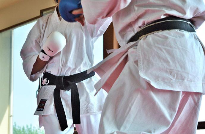 La Transizione nel Karate