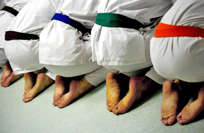 Il Karate Shotokan Tradizionale come un'opera d'arte