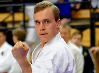 "Jesse Enkamp, il ""Karate-Nerd"""