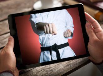 La web-community del Karate