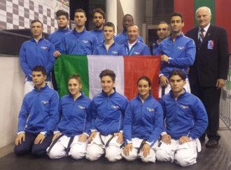 L'Italia primeggia all'ESKA nel Kata