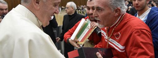 A Papa Francesco la cintura nera ad honorem