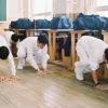 Nella pratica del karatedo bisogna fare attenzione all'obiettivo e al modo di proporre l'allenamento.