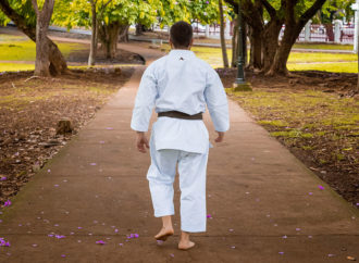 Want to be a Karate Olympian?
