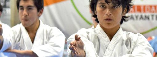 Chile e Italia unidos por el Karate