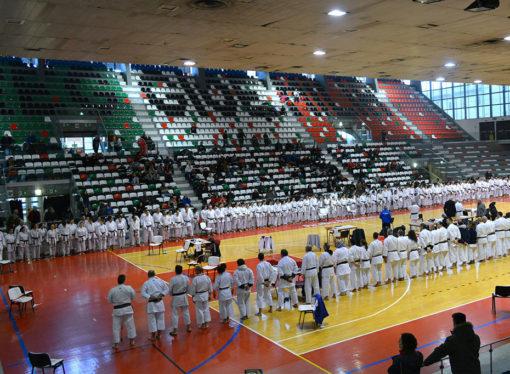 La forza della memoria e del karate – Trofeo Nicolhas 20.01.19