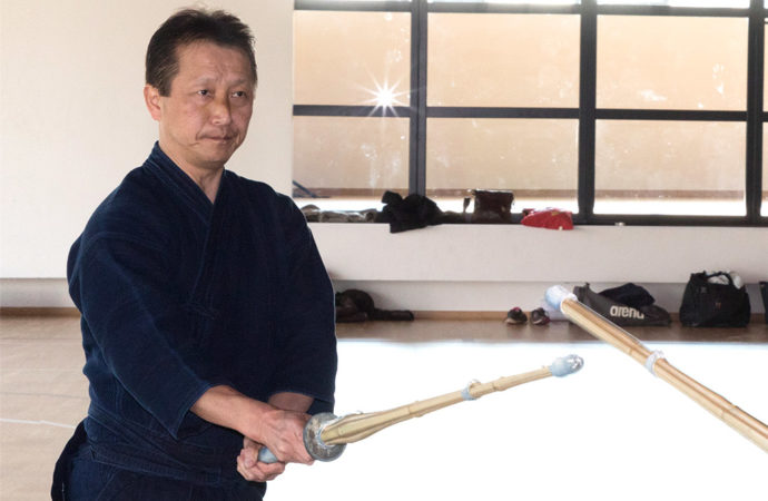 Takuya Murata – Maestro di Kendo