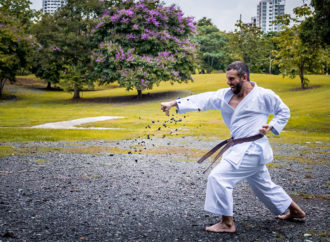 The reinvention of the Karate athlete