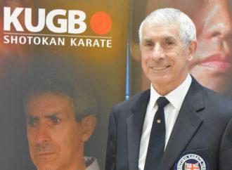 Andy Sherry – Presidente della KUGB