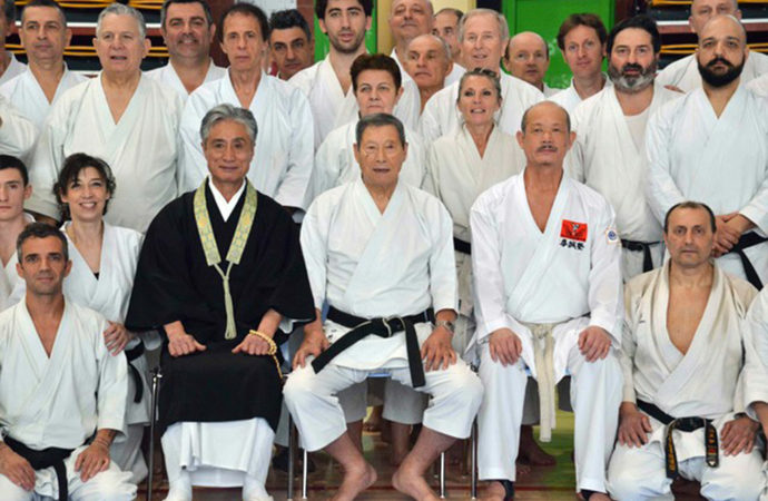 Il karatedo della FIKTA è basato sulla ricerca della formazione della persona