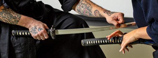 Le armi da taglio minori della Sekiguchi Ryu