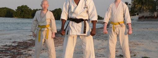 """Luigi Maria Perotti, il regista di """"Black Samurai"""""""