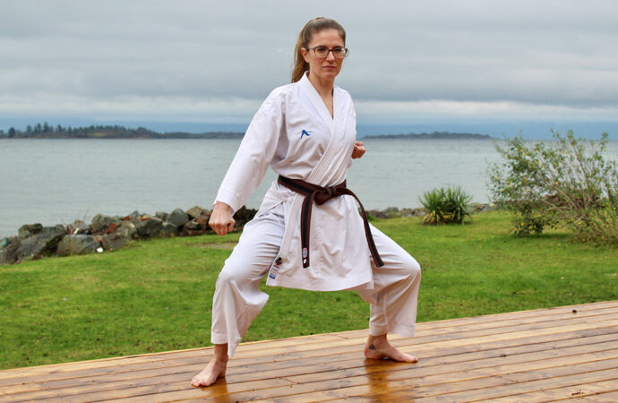Why do Karate and Yoga Work?