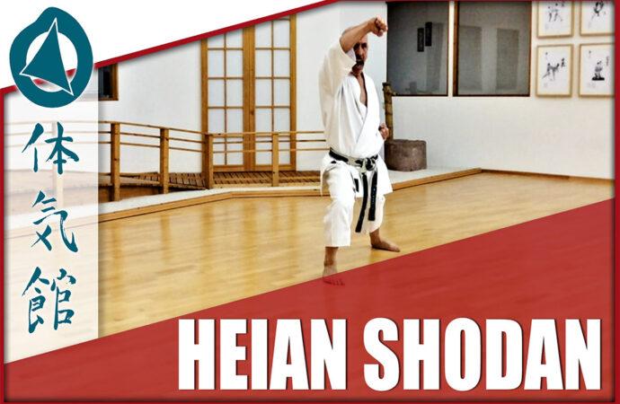 Heian Shodan – Pace e quiete