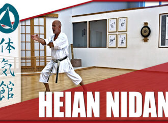 Heian nidan – Pace e quiete 2° grado