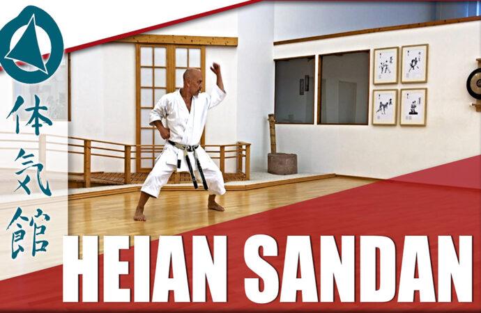 Heian sandan – Pace e quiete 3° grado