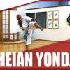 Heian yondan – Pace e quiete 4° grado
