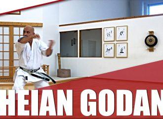 Heian godan – Pace e quiete 5° grado